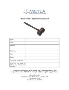 MCTLA Membership App
